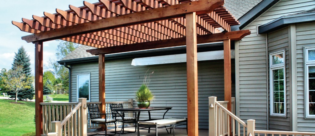 pergolas and gazebos designs in Rockford